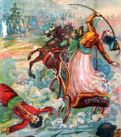 Abhimanyu's Death