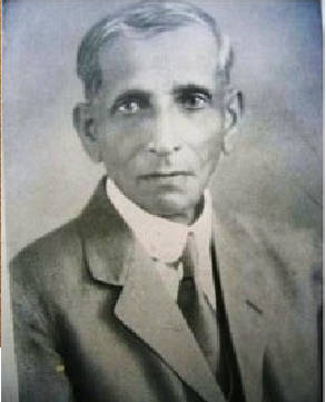 Visvesvaraya as Dewan