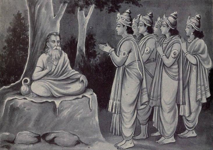 Dachichi and Indra Conversation