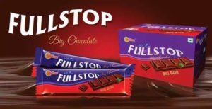 full stop chocolate
