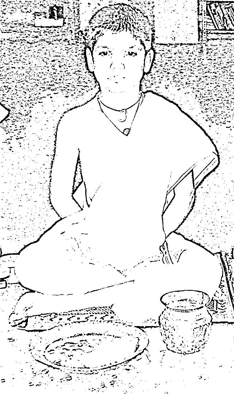 Ritualistic Ramprasad Bismil