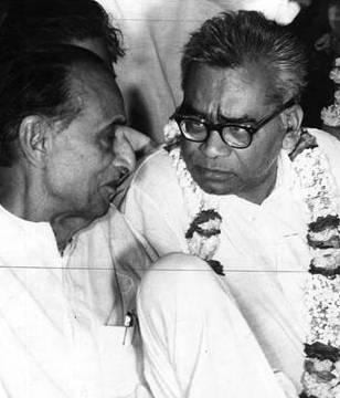 Ram Manohar Lohiya Acharya Kripalani