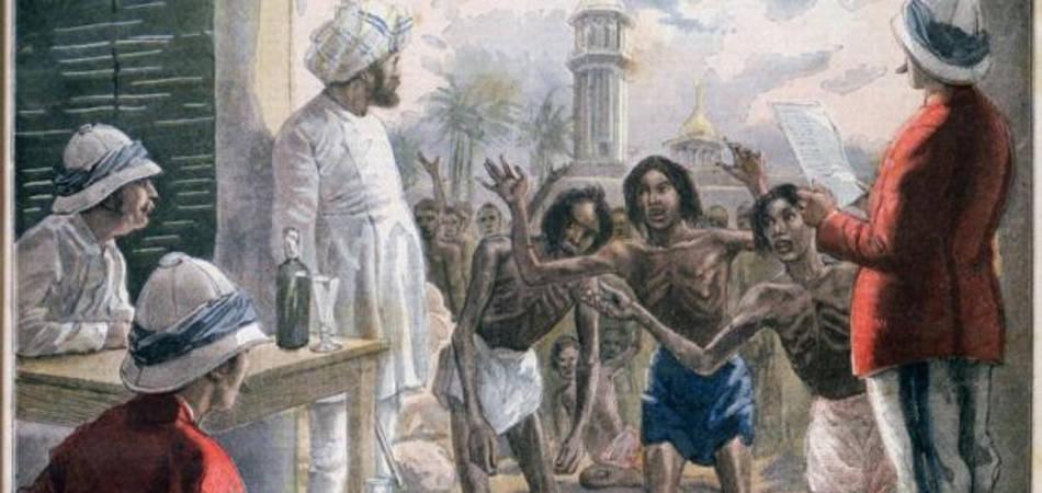 Torturing Indians