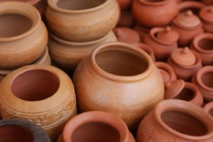 Water Clay Pot