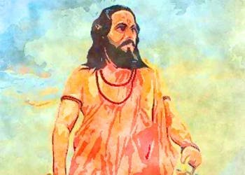 Biography of Samarth Ramdas Swami with Dohe extracts