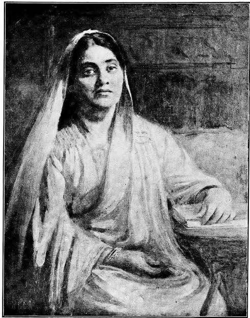Abala Bose, wife of JC Bose