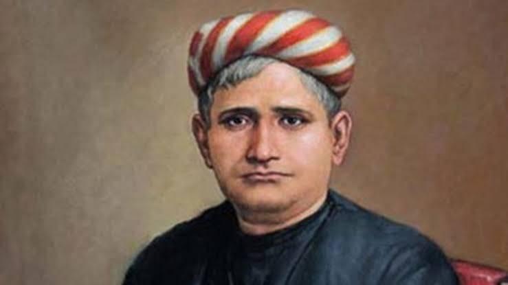 An Undaunted Officer - Bankim Chandra