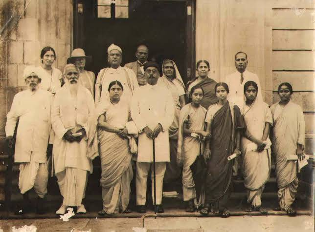Dhondho Kesav Karve Aristrocratic Family