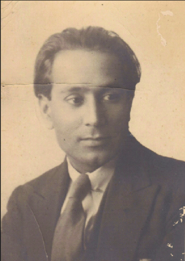 Birbal Sahni in 1940s