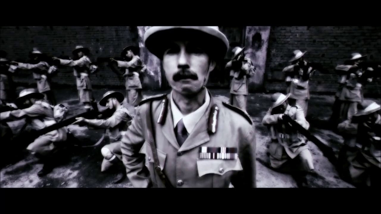 Jallianwalah Bagh Massacre