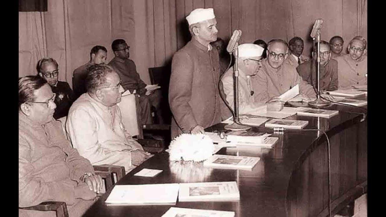 Lal Bahadur Shastri in the UN