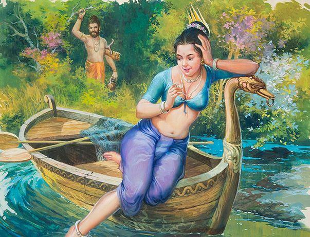 Satyavati Parashara