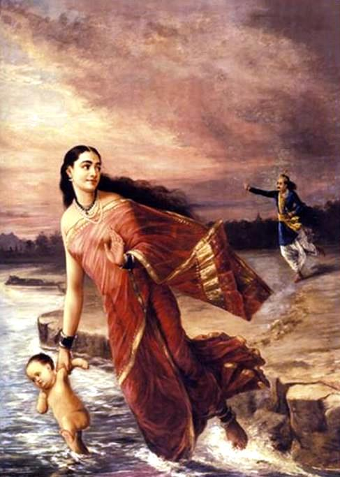 Shantanu Stops Ganga