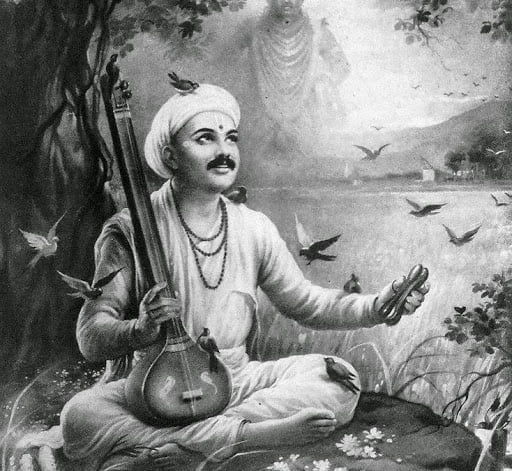 Tukaram Maharaj Singing Devitional Songs