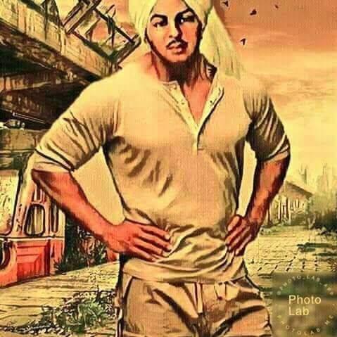 bhagat singh joined naujawan bharat sabha