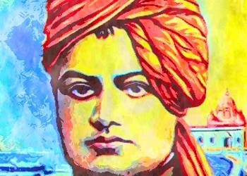 Biography of Swami Vivekananda, the valiant monk of India