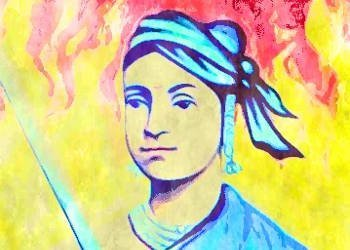 Jhansi Rani Lakshmi Bai, the biography of a masculine queen