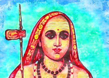 Biography of Adi Shankaracharya from Birth to Sharada Peetha