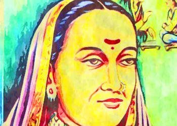 Biography of Rajmata & Veermata Jijabai, mother of Shivaraje