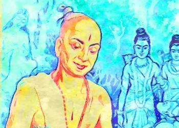 Goswami Tulsidas: Biography of a Saint Poet from Bhakti Cult