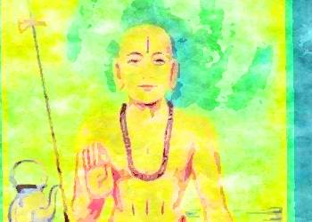 Biography of Madhvacharya, his Philosophy with Photos