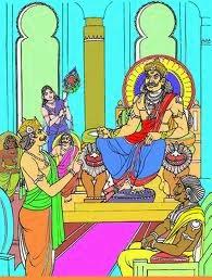 ravana and vibhishana