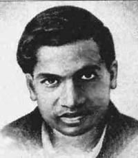 Birbal Sahni helped Ramanujam