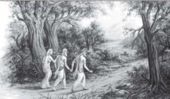 vidura-dhritrashtra-gandhari-mahabharata