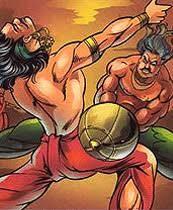 Death of Duryodhana