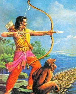 Hanuman Arjuna bridge challenge