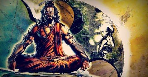 Parashurama Penance
