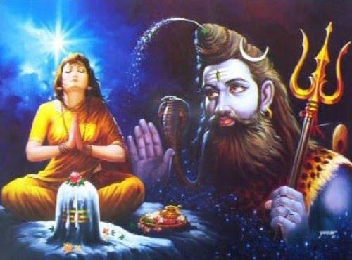 Parvati's Penance