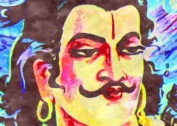Story of Bali Chakravarthi, an Asura King, too good at heart