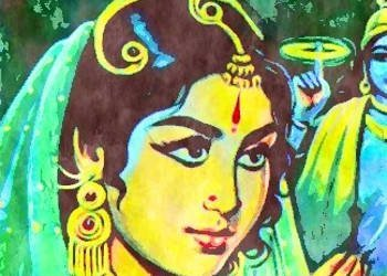 Draupadi of Mahabharat's Story, from her Swayamvar to Heaven