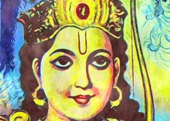 The Story of Lakshmana, who accompanied Sri Rama till death