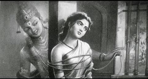 Panduranga releasing Sakhubai free