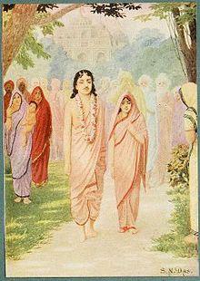 Satyavan and Savitri marriage (1)