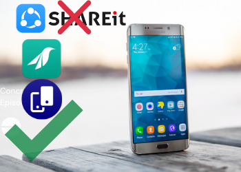 Top 2 SHAREit replacement apps made in India by Indians