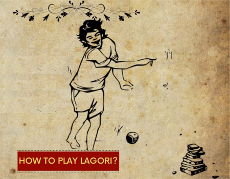 Lagori [Seven Stones] Game Rules explained with Diagrams